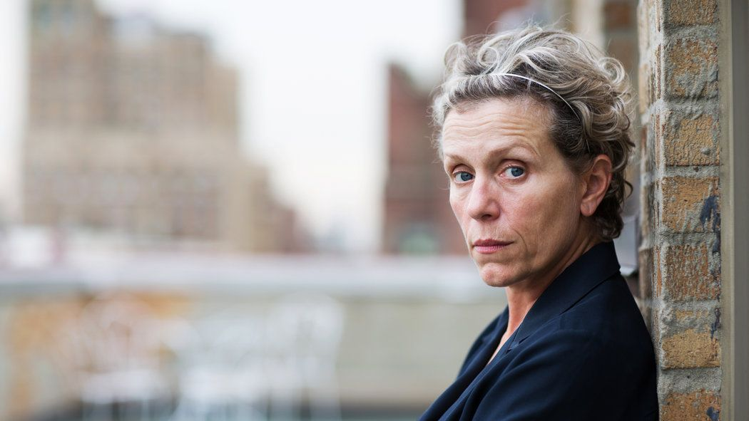 """The Oscar-winning actress Frances McDormand, who set the HBO mini-series """"Olive Kitteridge"""" in motion and stars in it, chafes at Hollywood's conventions and defies its norms."""