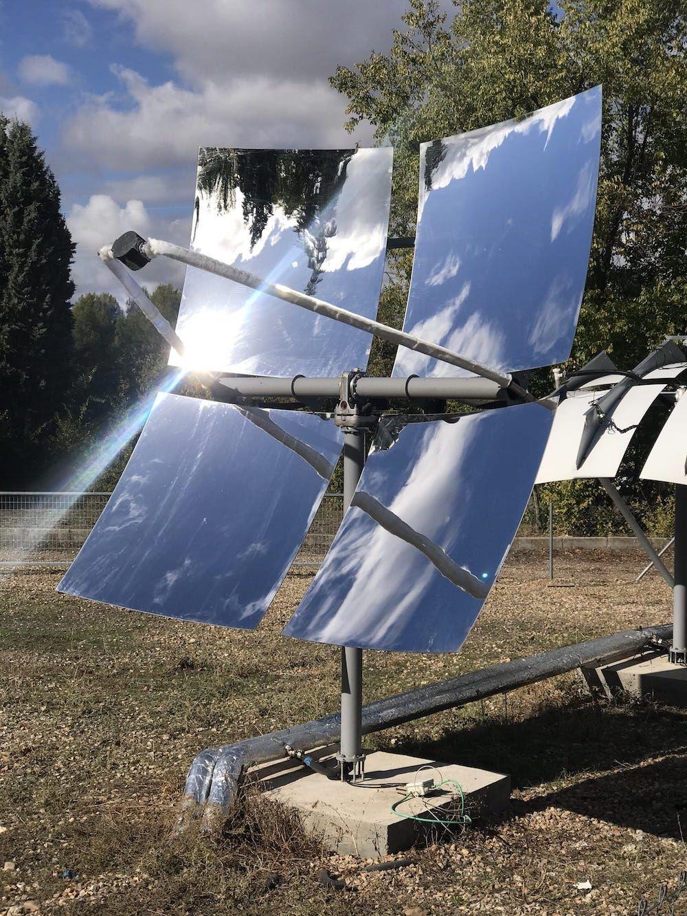 Tct Red La Solución Más Eficiente E Innovadora Del Mercado Para Aprovechar El Calor Del Sol Energía Solar Energía Térmica Energía Renovable