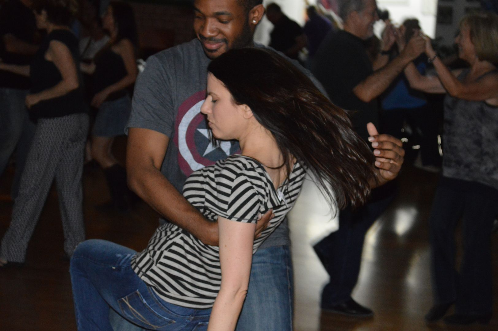 Swing dancing looks like so much fun how cool is it that