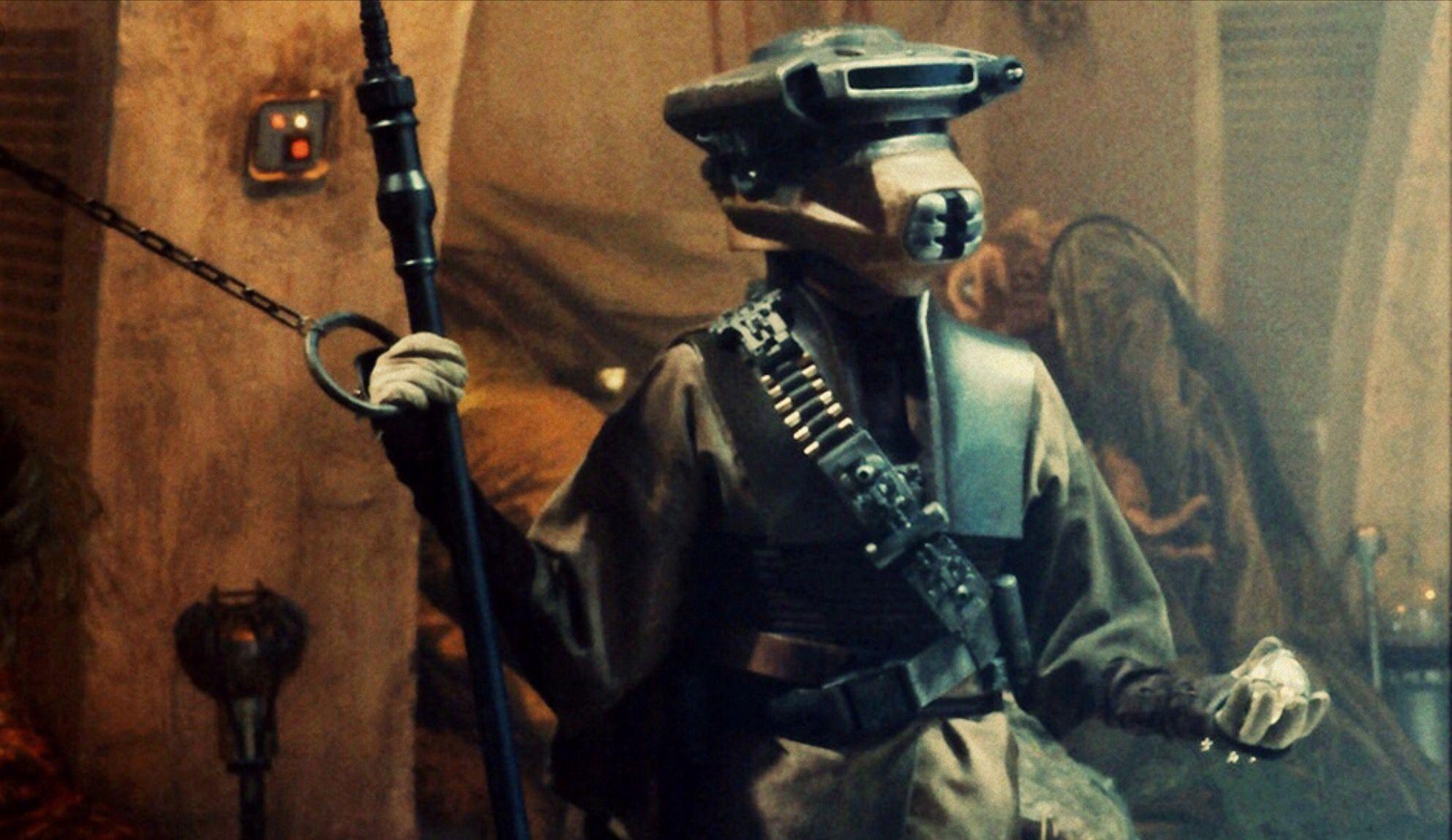 VINTAGE Star Wars Originale Principessa Leila Boushh il ritorno dello Jedi