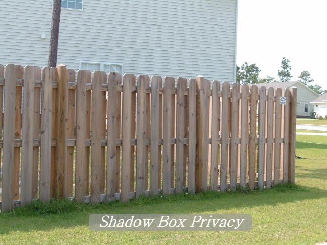 Two Sided Fence Outdoor Building Ideas Pinterest