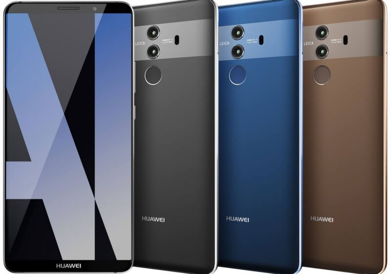 Images of Huawei Mate 10 Pro leaked | tec