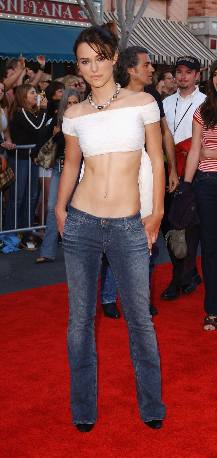 Just A Reminder That Keira Knightley Used To Dress Like