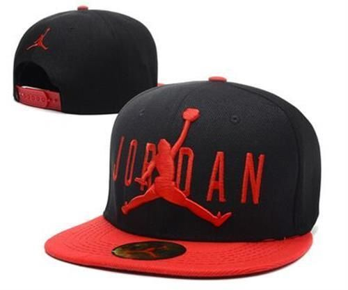 Hip-Hop Adjustable Bboy Baseball Cap Jordan Cool Fashion Snapback Hats a1244d841b7b