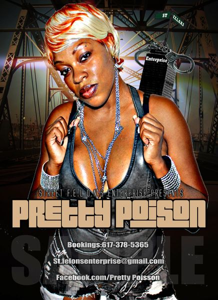 Check out Pretty Poison on ReverbNation