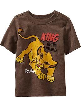 Disney Lion King Love T-Shirt Bambina