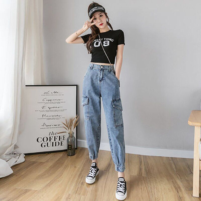 Cheap Pantalones Vaqueros Buy Directly From China Suppliers Nuevos Pan Pantalones Hasta Los Tobillos Pantalones Jeans Para Mujer Pantalones De Mezclilla Mujer