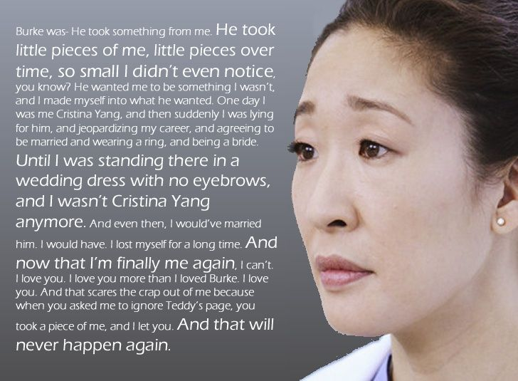 Cristina Yang Quotes Yahoo Image Search Results Words