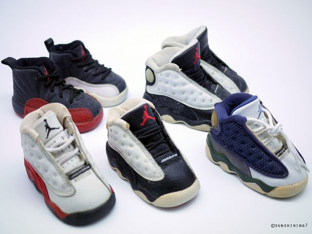 Sunshining7 - Nike Air Jordan Baby Shoes - Original  9830f5fc5