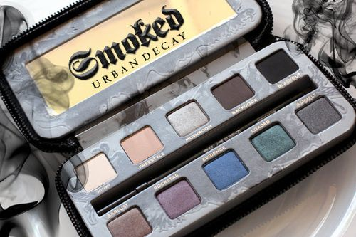 UD Smoked Palette