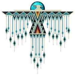 Southwest Native Style Thunderbird Cool design to try