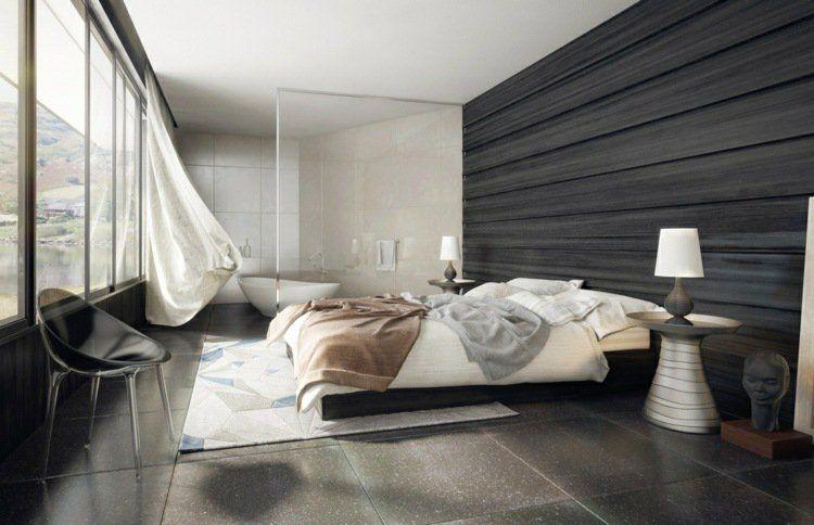 25 idées pour la chambre à coucher moderne de toute taille ...