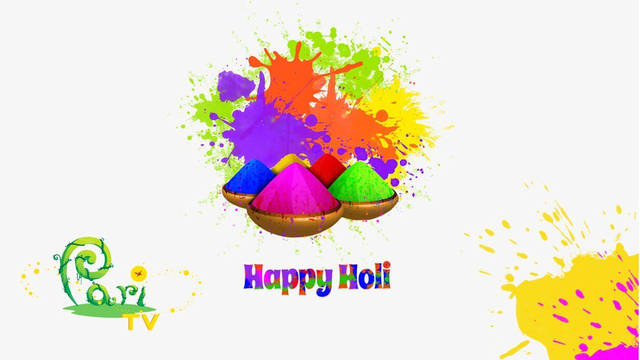 Happy Holi Wishes Holi 2020 Fun Time Festival Vibes Pari Tv 4k Video Holi Images Happy Holi Images Happy Holi Wallpaper