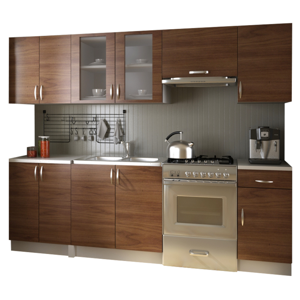 Vidaxl From Hd Supply Kitchen Cabinets Cocinas Modernas Cocinas Moderno