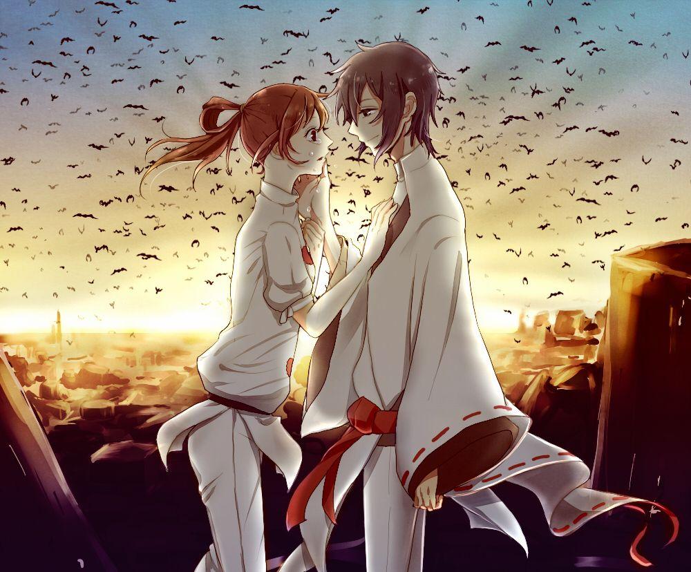 shinsekai yori. beautiful. Anime, Good anime series