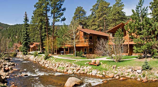 Beau Colorado Cabin Rentals Can Be The Perfect Compromise For Those Who Want To  Experience The Outdoors