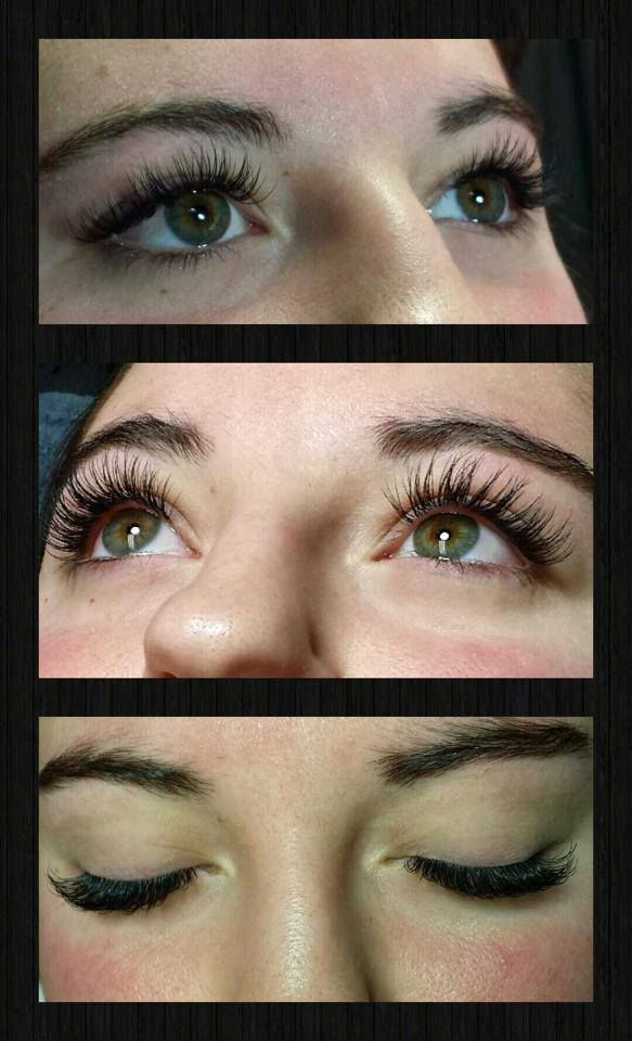 d48199e689f Taylor blinks pretty with our @Xtreme Lashes!   Client Photos - Lash ...