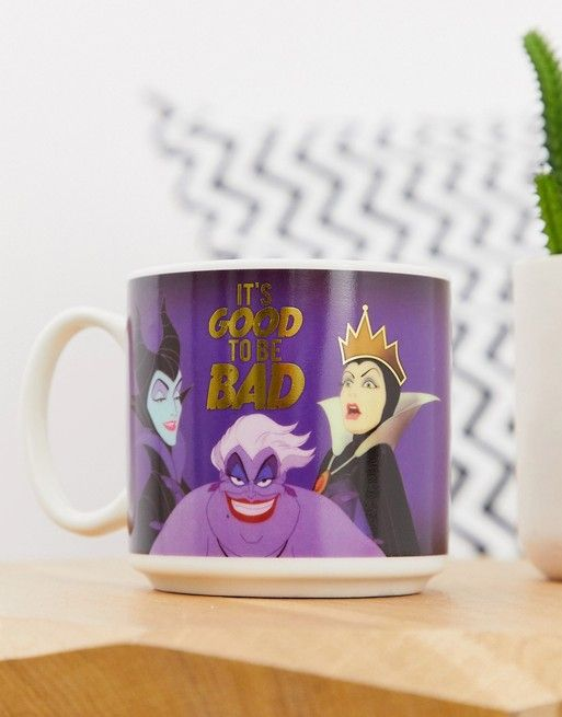 Disney villains mug #disneyvillains