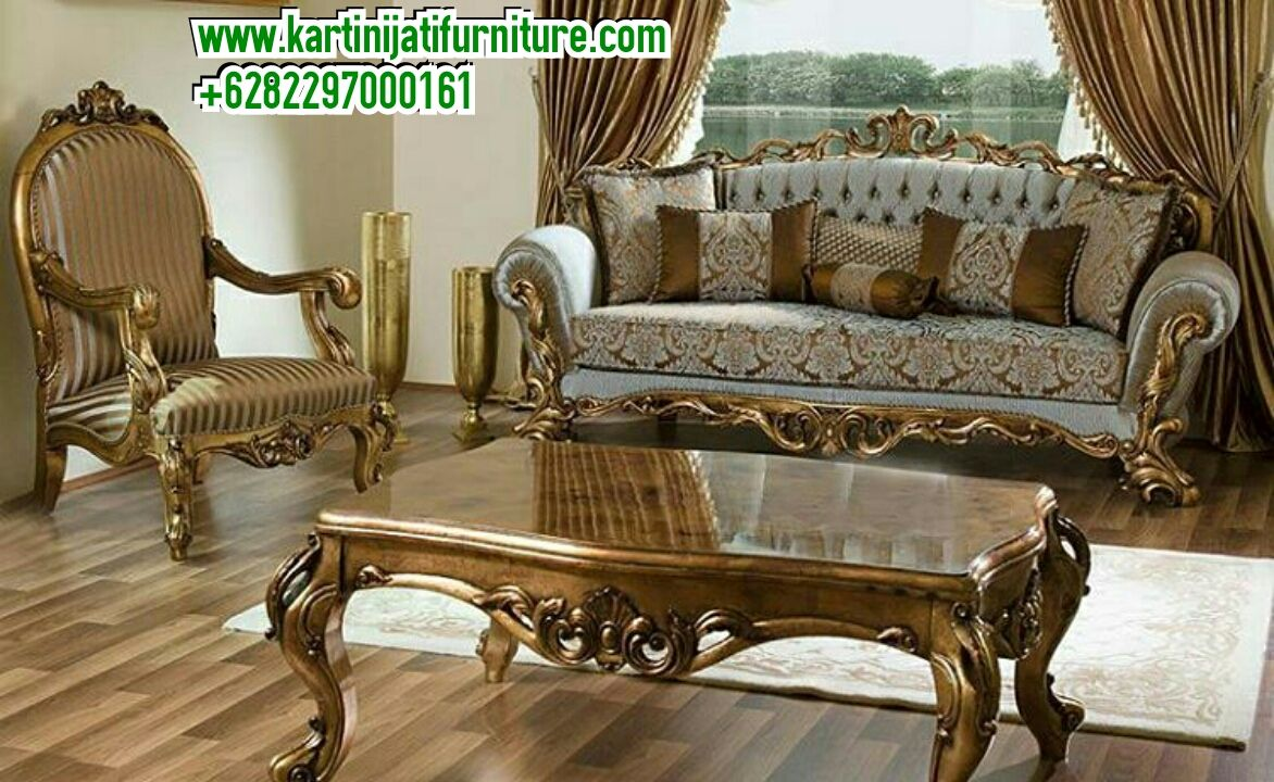 Sofa Tamu Ukir Jepara Klasik My Dream Home Pinterest # Muebles Lafayet