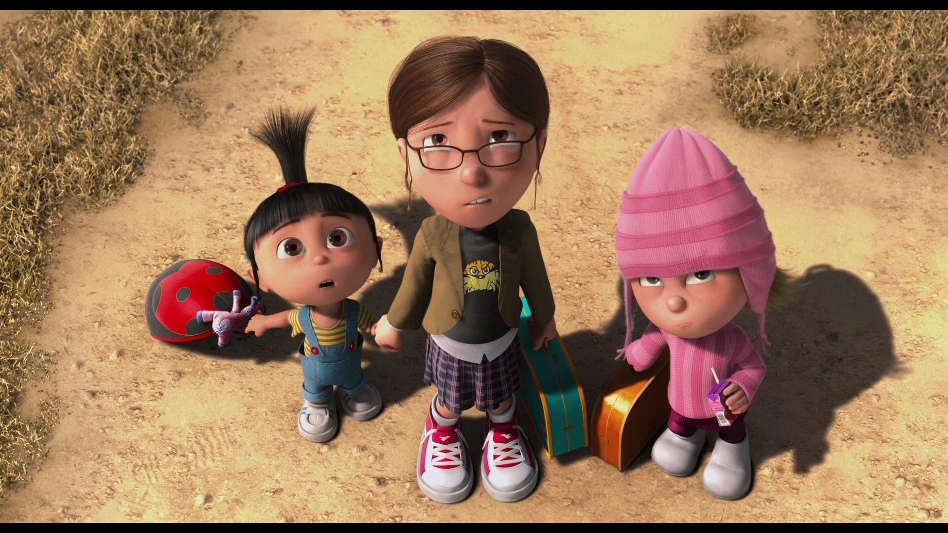 Agnes Despicable Me Wallpaper 68 Images Agnes Despicable Me Despicable Me Kid Movies