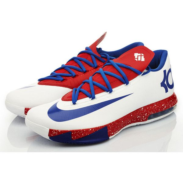"025c8883ca51 Nike iD ""Paris"" KD VI Detailed Pictures ❤ liked on Polyvore featuring shoes"