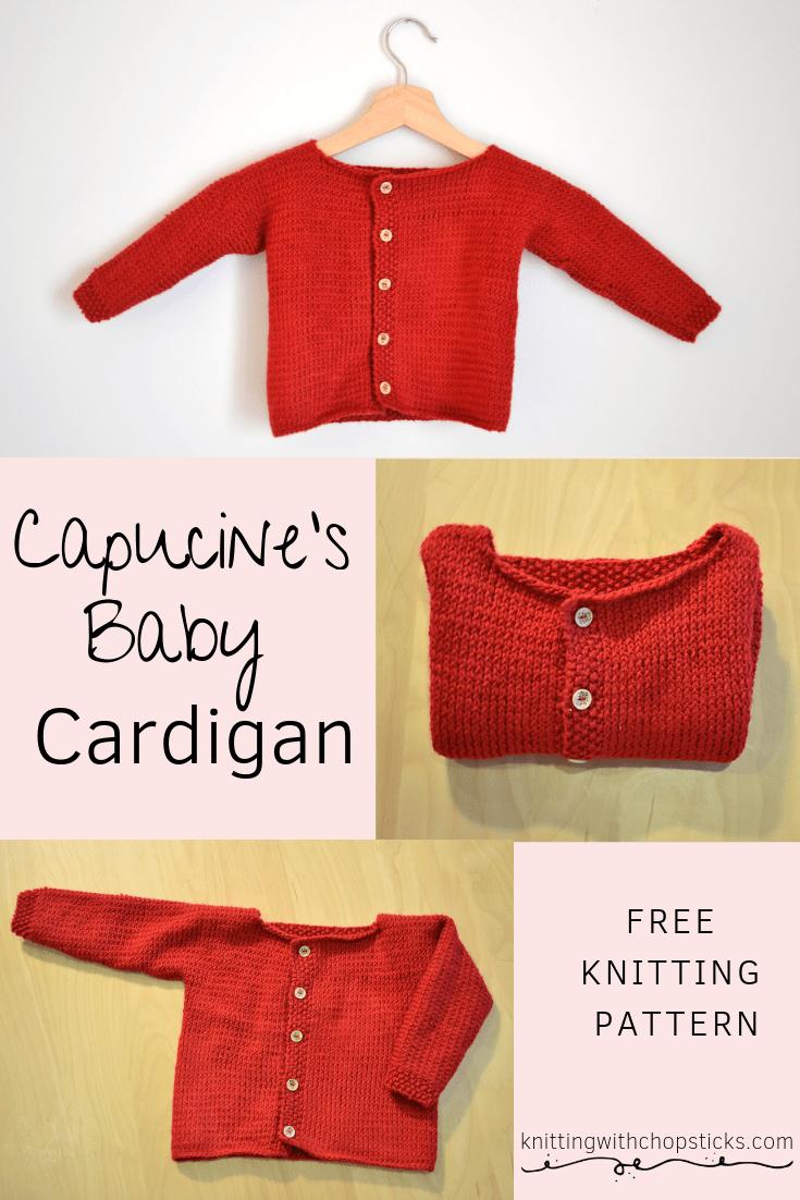 5d1e0637c Capucine s Baby Cardigan