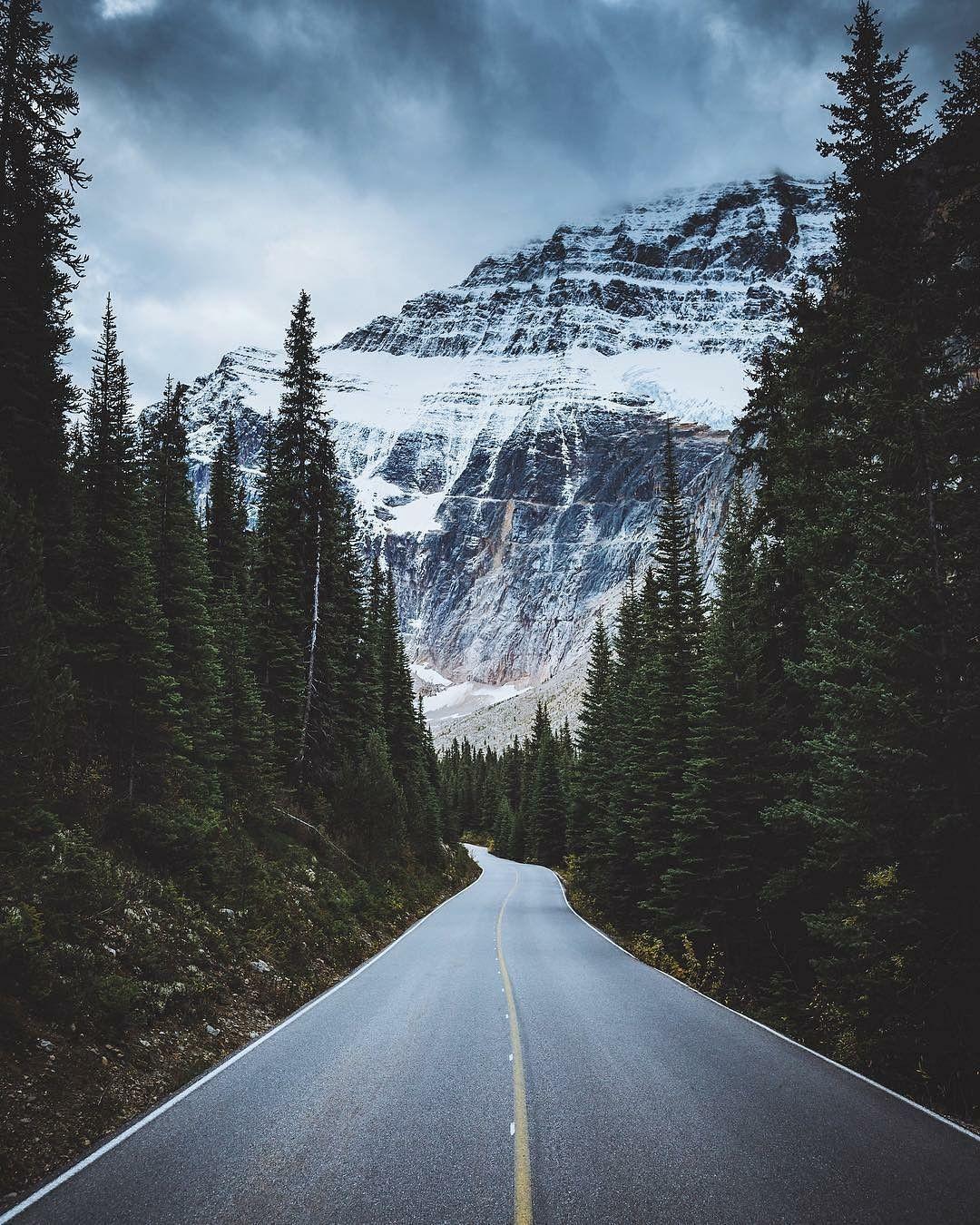 Pin By Zhill On Yollar Roads Winter Landscape Mountain Landscape Photography Landscape Photography