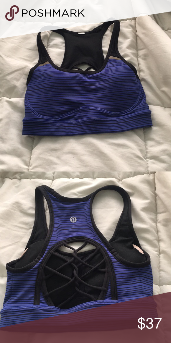 Lululemon Sports Bra Never Worn But The Tag Was Taken Off