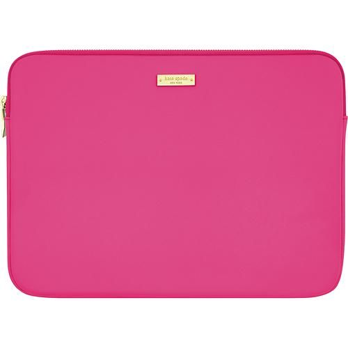 more photos 7f899 cdb3e kate spade new york - Laptop Sleeve - Pink/Orange - Larger Front ...
