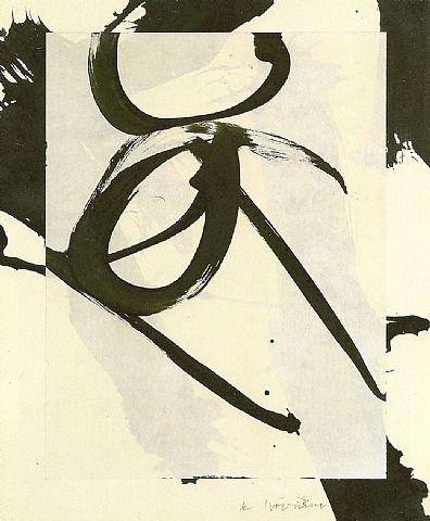 artnet Galleries: Untitled by Willem de Kooning from Travis Hansson Fine Art