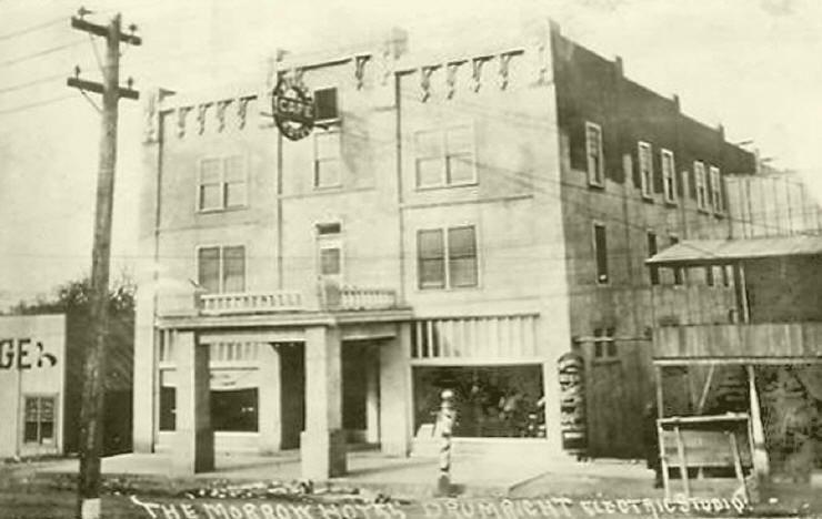 Drumright Oklahoma Where Mom Was Born