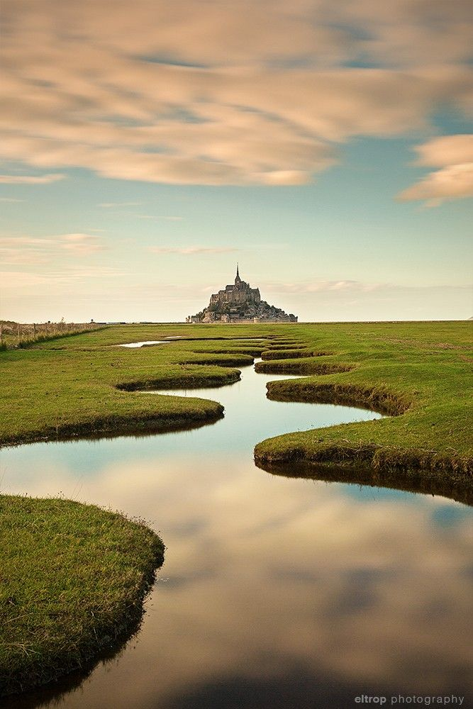 Photograph Saint Michel by eltrop photography on 500px