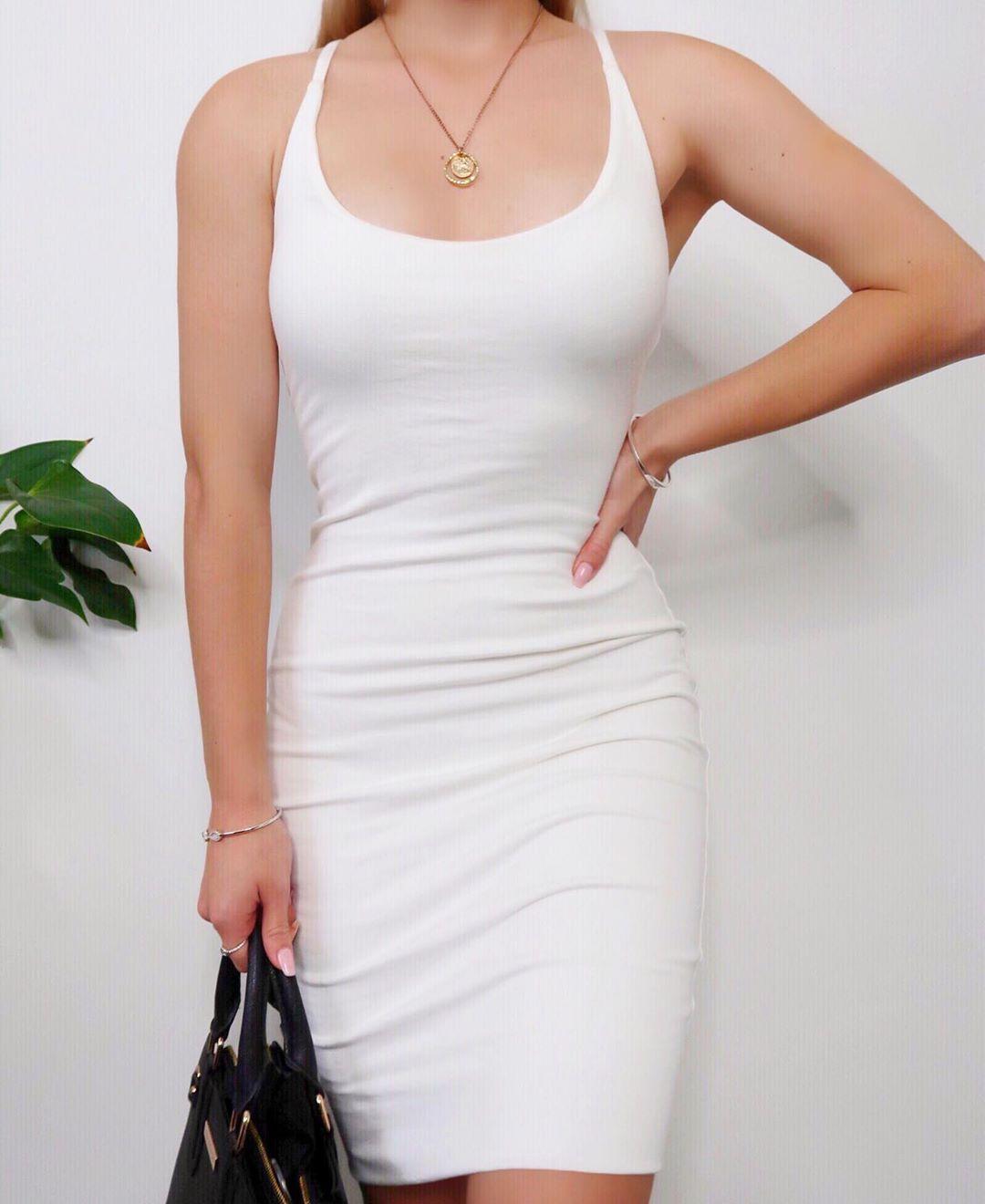 Park Art My WordPress Blog_White Knee Length Dress Near Me