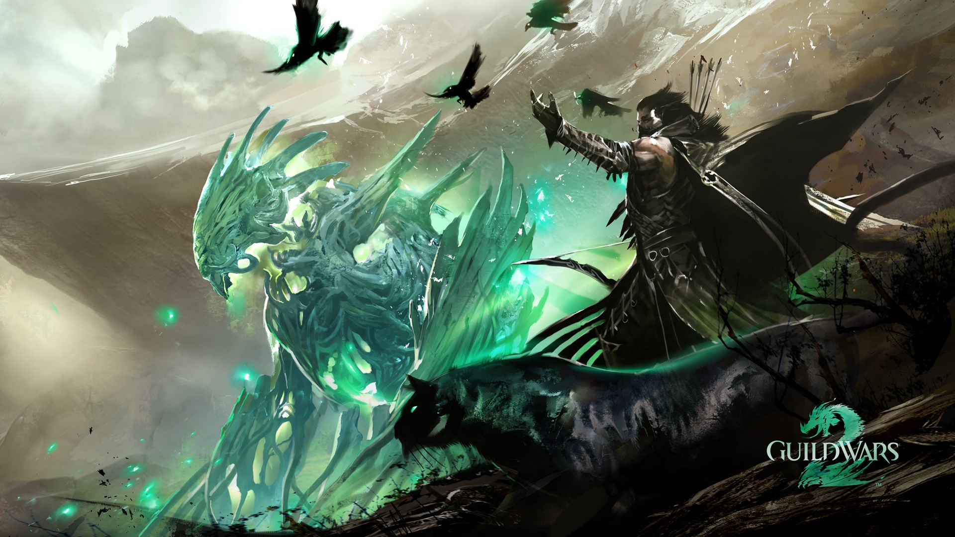 Pin By Jasager On Geekery Guild Wars Guild Wars 2 Epic Art