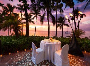 Westin Maui Wedding Location Lokahi Point