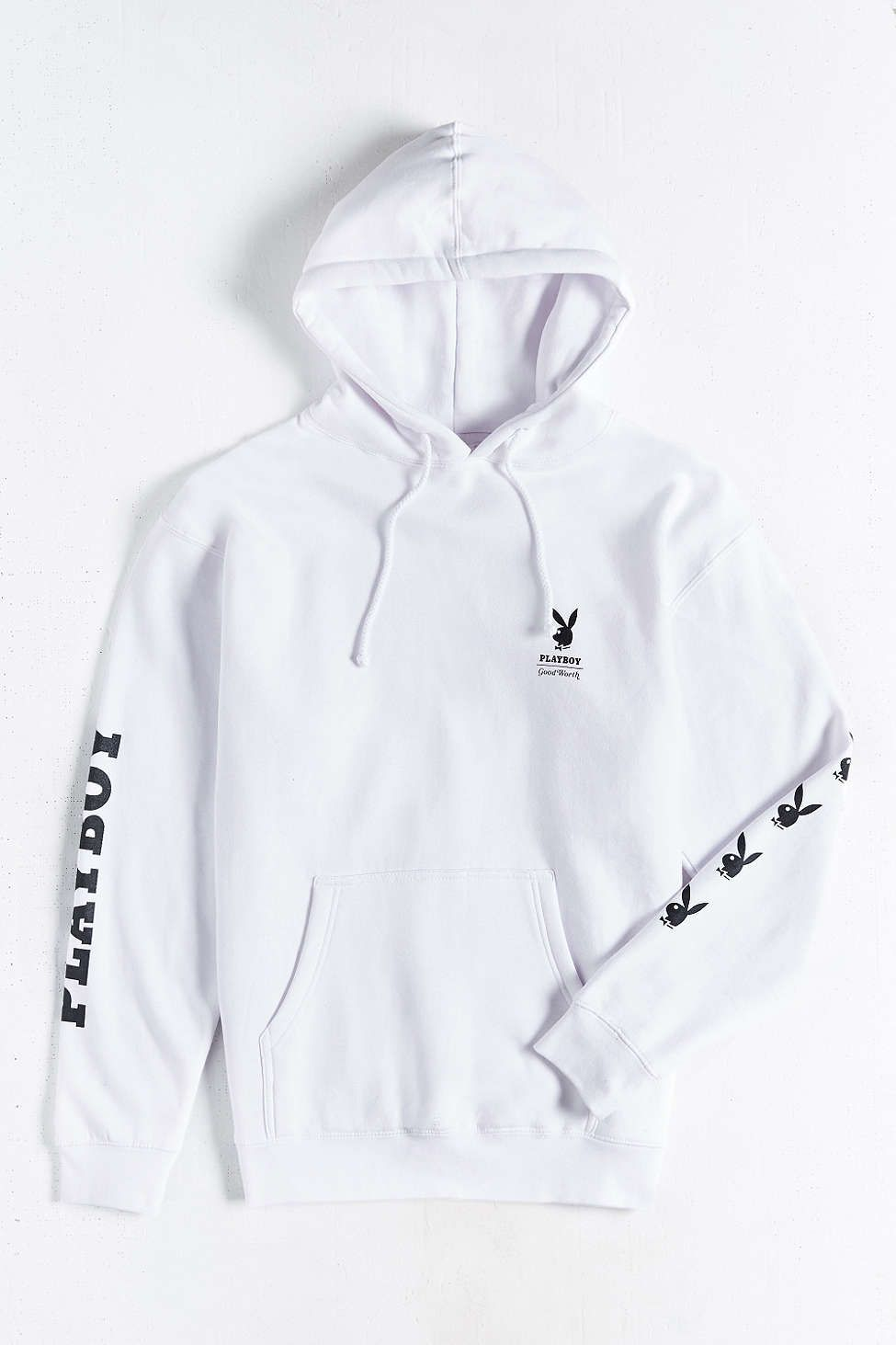 Good Worth X Playboy Bunny Hooded Sweatshirt | style | Pinterest ...