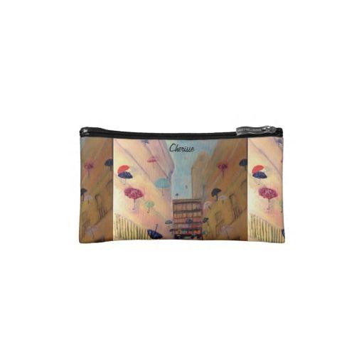 """Follow Your Dreams.."" Cosmetic Bag $29.95"