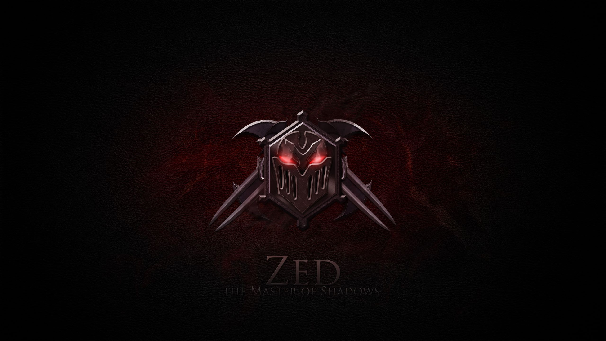 Zed Multimedia Artist League Of Legends League Of Legends Video