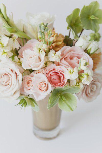 Mazzo Di Fiori Un Inglese.Baby Shower In Rosa E Oro Bellissimi Fiori Fiori Per Matrimoni