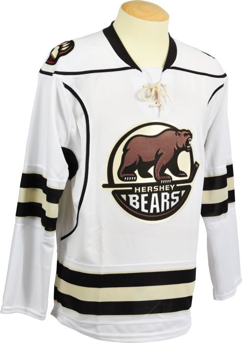 2c7c7ef3990 2012-2013 Hershey Bears Authentic Home Jersey