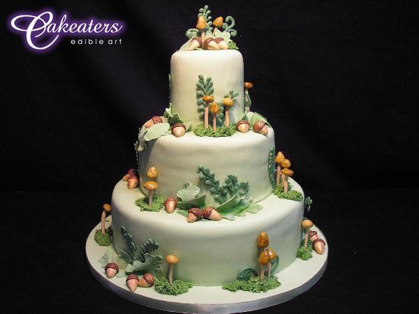 Pinterest Wedding Cakes: Best 25+ Forest Wedding Cakes Ideas On Pinterest