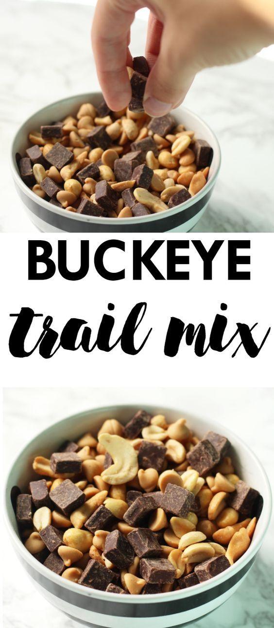 Buckeye Trail Mix