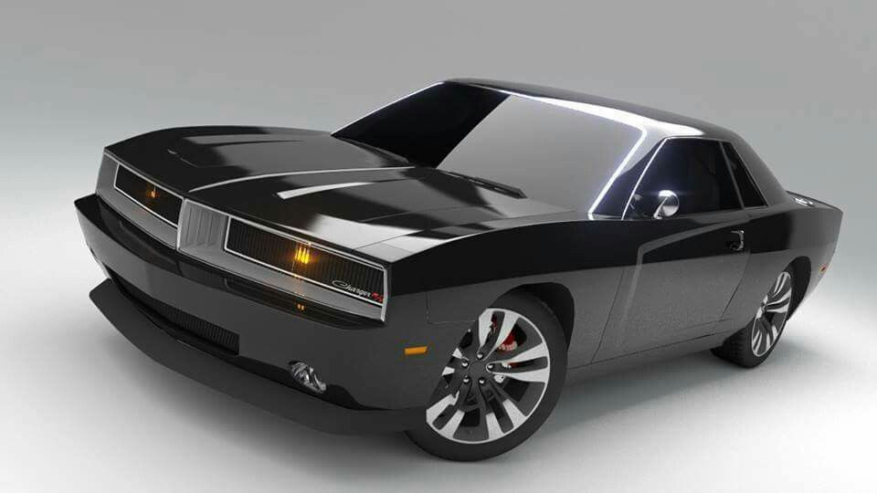 2016 charger concept