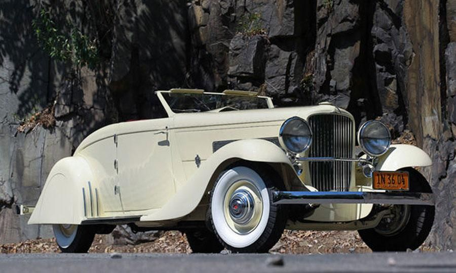1935 Duesenberg Model JN convertible coupe ( formerly