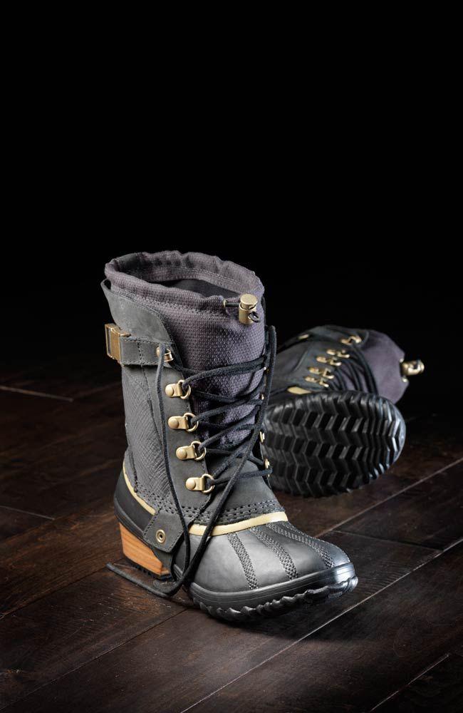 SOREL boots #getyourbootsdirty