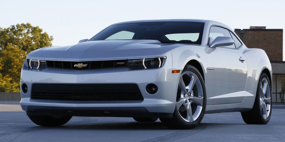 The 25 Best Cars Under 30,000 Chevrolet camaro