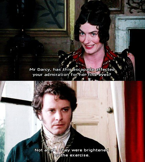 miss bingley and darcy relationship quiz