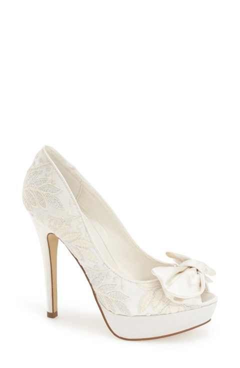 Womens Amanda Heels Bridal Menbur F68gtahoS