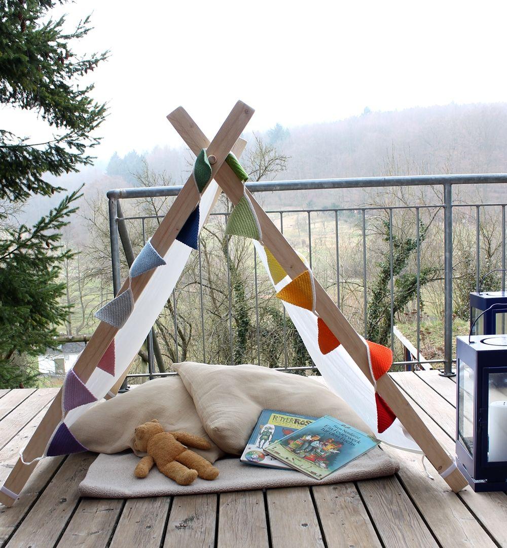grimmskram kinderzelt project 2015 pinterest. Black Bedroom Furniture Sets. Home Design Ideas