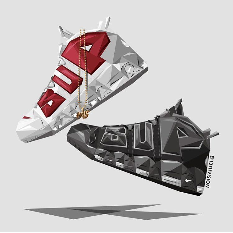 Pin by HYPEHAWK k on lit art Sneaker art, Sneaker